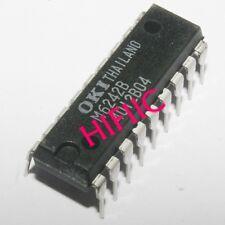 1PCS MSM6242BRS M6242B DIRECT BUS CONNECTED CMOS REAL TIME CLOCK/CALENDAR DIP18