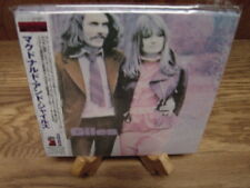 IAN MCDONALD & MICHAEL GILES JAPAN RARE OBI REPLICA  HDCD MASTERED GATEFOLD CD