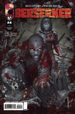 Berserker #4 Cover D Keown Rage Comic Book