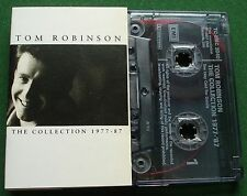 Tom Robinson The Collection 1977-87 Cassette Tape - TESTED