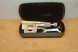 Vintage Moore & Wright No 925 Micrometer