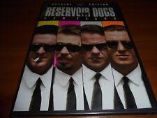 Reservoir Dogs (DVD, 2003, 10th Anniversary WS/FS) Quentin Tarantino NEW