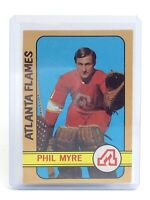 1972-73 Phil Myre Atlanta Flames #43 OPC O-Pee-Chee Hockey Card I670
