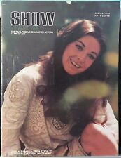 SHOW~7/9/70 JANE ALEXANDER /THE GREAT WHITE HOPE/STROTHER MARTIN/ALVIN AILEY