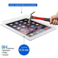 2X Film Cover 9H Tempered Glass Screen Protector Film For Apple iPad 2 3 4 New