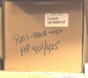 GENUINE ReCertified HP LaserJet Pro 401 425  M401N Fuser ONLY #RM1-8808