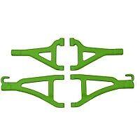 Rpm Traxxas 1/16Th E-Revo Front A-Arms Green RPM80694
