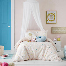 Adairs Kids Daisy Single Quilt Cover Set - RRP