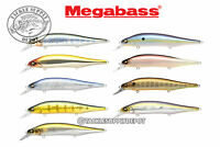 Megabass ITO Shiner Jerkbait Suspending 4.5in 1/2oz - Pick