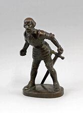 Bronze Skulptur Götz von Berlichingen monogramm. FB 99838040