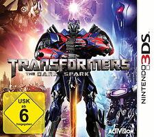 Nintendo 3DS Spiel Transformers: The Dark Spark ( 2014, Keep Case)
