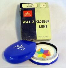 Vintage Walz Close-up +3 Series 7 VII Lens Filter Genuine Leica rangefinder 6108
