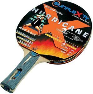 SUNFLEX HURRICANE Orange-X Series ITTF Approved Taipan Table Tennis Bat 10052