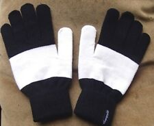 CAMPAGNOLO GLOVES IN BLACK & WHITE SIZE LARGE TO XL FIT RRP £29.99