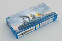 Very Fire 1//700 HMS Nelson 1939 Detail-up set for Trumpeter kit #06717