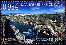 MONTENEGRO / 2017, Environment protection - Cijevna Canyon, MNH