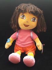 """Beanie baby DORA THE EXPLORER 17"""" Plush Doll NWT JUMBO BEANIE BUDDY"""