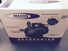 Headhunter Mach 5 Fresh water pump New in Box