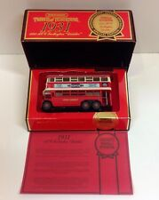 "Matchbox Models of Yesteryear Y10 1931 A&C Trolleybus ""Diddler"" Special Edition."