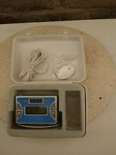 Home Clinic TENS Machine with Carry Case and Spare Pads (unused)