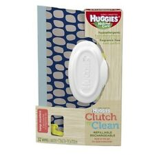Huggies Wipe Clutch N Clean Refill 32 ct (STYLE WILL VARY)