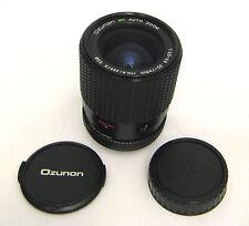 Ozunon MC Auto Zoom Macro Lens 35-75mm f/3.5-4.8 Pentax KA Mount Caps Box