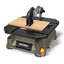 Rockwell Bladerunner X2 Portable Tabletop Table Saw Scroll, Rip, and Miter Tool