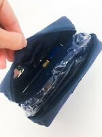 United Airlines Business Amenity Kit Travel Bag Toiletry NEW *FREE SHIPPING*