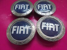 FIAT alloy wheel centre caps X4        B 632