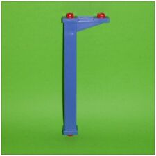 Playmobil - Stütze Stützpfeiler Pfeiler Pfosten - blau - 12 cm - System X - 3965