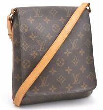 Authentic Louis Vuitton Monogram Musette Salsa Shoulder Bag M51258 LV A3597