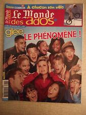 Le monde des ados n° 260 Le VVT. Glee.  Posters SODA / VTT La horde de Patagonie