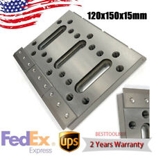 Wire Edm Fixture Board Stainless Fixture Tool Jig Holder For Leveling Clamping