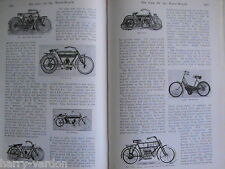Motorbike Motorcycle Triumph Phanomen Vindec Olympics Rare Antique Articles 1908