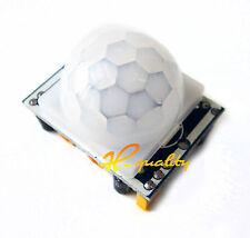 5PCS Adjust IR Pyroelectric Infrared IR PIR Motion Sensor Detector HC-SR501