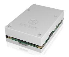 ICY-BOX IB-RP101 Aluminium Gehäuse für Raspberry Pi® 2 / 3 Model B