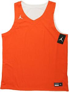 NIKE Air Jordan Reversible Practice Jersey- NEW- Jumpman basketball tank- NWT