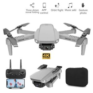New Mini 4k HD Drone with Camera FPV WiFi Foldable Quadcopter RC Drone.