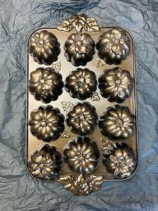 Nordic Ware Cake Tins Pumpkin