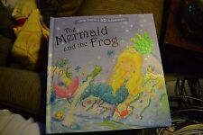 ~ THE MERMAID AND THE FROG - A 3D POP-UP ADVENTURE 2010 IGLOO BOOKS SAVE A LOT