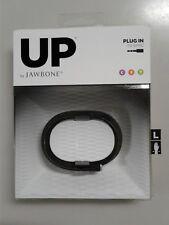 UPBy Jawbone Bluetooth Wireless Wristband Fitness Tracker - Black Large size