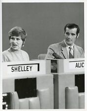 ALICE GHOSTLEY PORTRAIT PLAYS IT'S YOUR BET GAME SHOW ORIGINAL 1973 NBC TV PHO
