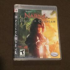 Sony PlayStation PS3 Video Game Narnia Prince Caspian Rated T