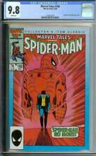 MARVEL TALES #190 CGC 9.8 WHITE PAGES