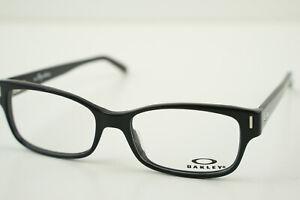 Women's Oakley Impulsive Polished Black OX1129-0152 Eyewear Rx 52-17-141 Frames!