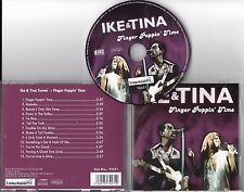 CD PICTURE 13 TITRES IKE & TINA TURNER FINGER POPPIN' TIME DE 2008 TBE