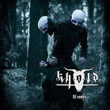 Khold - Til Endes CD 2014 black metal Norway Peaceville Records