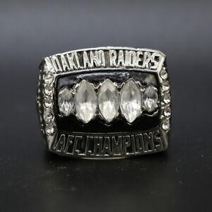 Los Angeles Raiders 2002 Championship Ring Super Bowl Championship Ring