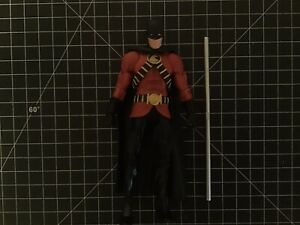 "Mattel 2012 DC Universe All Stars Wave 2 Red Robin 6"" Figure (Loose)"