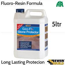 Everbuild Géo-fix Stone Protector | Fluoro Résine | Pavage Sealer | 5ltr